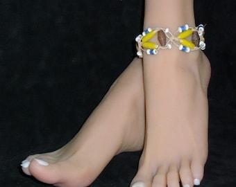 Hemp Anklet Hippy