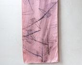 Falling Leaves Silk Scarf