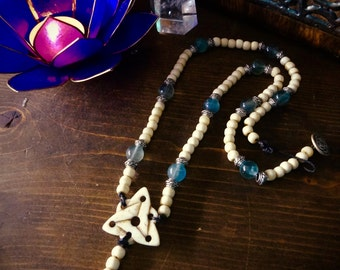 The Celtic Witch- Prayer beads