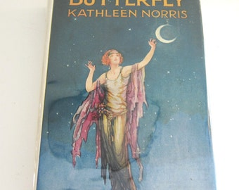 1923 Edition of Butterfly by Kathleen Norris