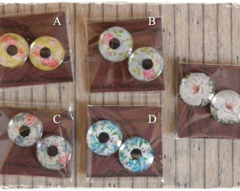 ROMANTIC EYECHIPS  for Blythe dolls by Antique Shop Dolls