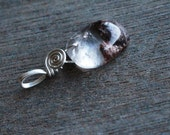 Chlorite Sterling Silver Pendant #5834