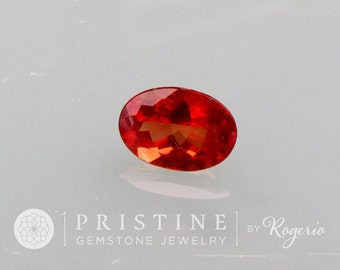 Andesine Oval Shape Over 4 Carats  Loose Gemstone for Engagement Ring