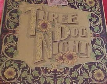 Three Dog Night  7 separate Fools SVAS 94772 dg Vintage vinyl rock record 1972