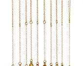 DROP point necklace - lariat