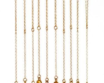 DROP point necklace - lariat