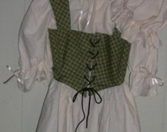 Girl's Renassiance/Colonial/Fairie Tale - Size 10
