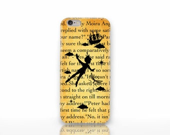 Peter Pan Second Star iPhone X case - iPhone 8/8 Plus case - iPhone 7/7 Plus case - iPhone 6/6 Plus case- iPhone 5/5S case-NP3D027