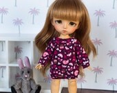 Pink Sweets - Sweater dress for PukiFee / Lati-Y - LAST ONE