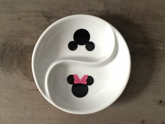 ring dish mickey minnie mouse wedding ring holder
