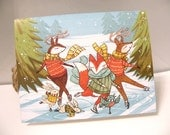Greeting cards, christmas card, holiday card,