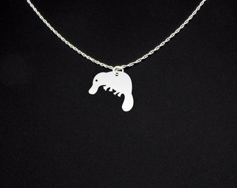Platypus Necklace - Platypus Jewelry - Platypus Gift