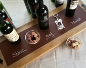 Table Centerpiece, Serving Tray, Wine & Cheese Board, Serving Board, Chalkboard Cheese Board, Chalkboard Cheese Tray, Bathtub Tray, Holidays