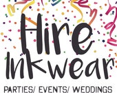 Hire Inkwear! Liven Up Any Event Or Occasion With Inkwear Temporary Tattoos.