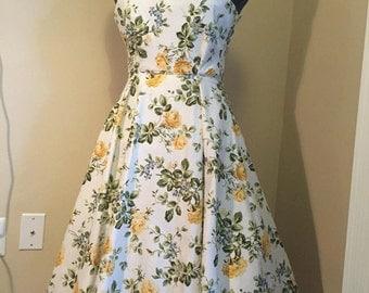 Pushing Daisies Dress