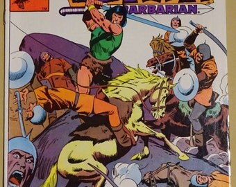1983 Marvel Comics - Conan the Barbarian - Volume 1, #143 in Near Mint Condition - February 1983