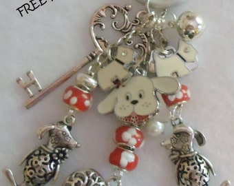 Purse Charms...DOGS!!!         Whimsical...Adorable!!!           FREE SHIPPING        .  Item #100