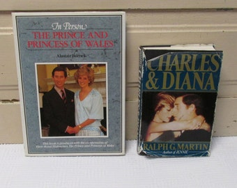 The Prince and Princess of Wales, Charles and Diana Book