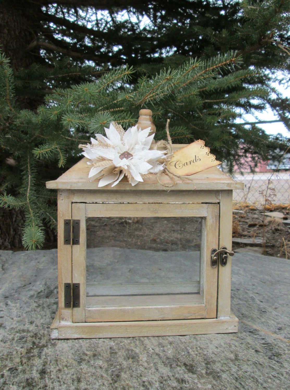 Wedding Lantern Bird Cage Card Holder Wedding Gift