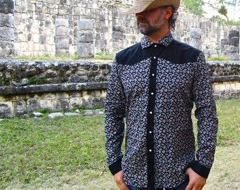 Unique Piece Men Shirt JING