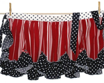 Vintage Stars & Stripes Apron