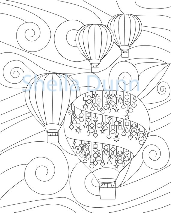 static electricity balloon coloring pages coloring pages