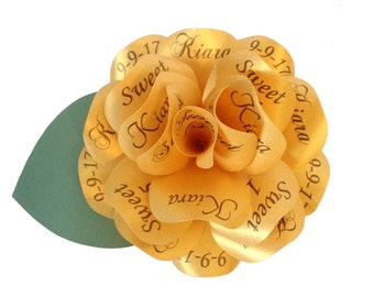 Gold Invitation Gold Quinceanera Invitation Birthday Invitation Wedding Invitation Save the Date Golden Anniversary with Corrugated Mailer