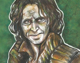 Rumpelstiltskin- Character from Once Upon a Time TV Series - played by Robert Carlyle