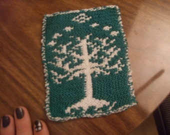 Glow in the dark Tree of Gondor patch