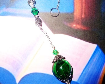 CELTIC Witch Ball, Spirit Catcher, Protection, Catch Spirits, Rid Negative Entities, Sun Catcher, Window Ornament, Wiccan, Pagan, Celtic