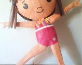 Super Cute Gymnast