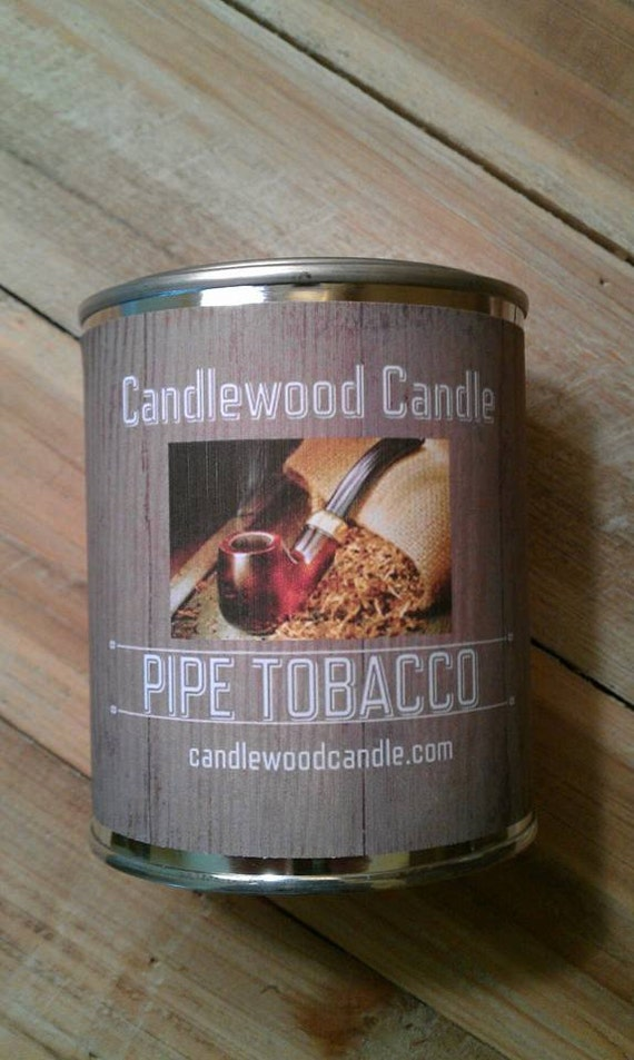 PIPE TOBACCO -  PERSONALIZED Gift, Gift for Man, Custom Gift, Send your message, Free Shipping in United States 16 oz