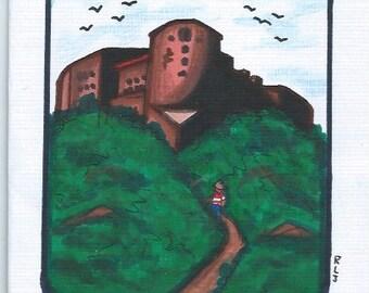 Haitian Original Art for 10 dollars