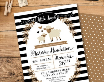 il_340x270.901117649_gsxu little lamb etsy,Lamb Themed Baby Shower Invitations