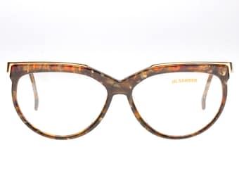 Marbled Eyeglasses Etsy