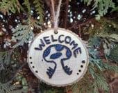 Welcome Mushroom Maple Tr...