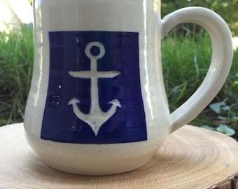 MADE TO ORDER: Handmade ceramic mug