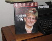 People yearbook 1996, magazine collection, princess diana, people magazine collection, 1995 world history, People books, selena, 1995 happen