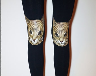 Wowch TABBY CAT Leggings