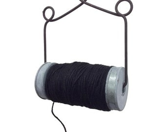 Vintage style twine holder. Perfect for craft room decor, gift wrapping, crafts, weddings and parties. Rustic, vintage and oh-so-cute :)