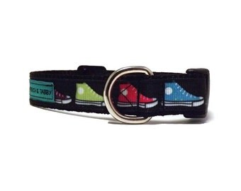 "Hi-Top - Dog Collar | 3/4"" width Dog Collar for Small to Medium Dogs 
