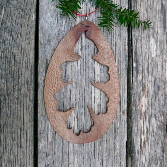 Natural christmas tree ornaments, Natural wood Christmas Decor, wooden christmas ornament, Eco Christmas, Nature Christmas Ornaments
