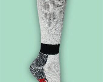 High Calf Alpaca Boot Sock - Great for Hunters - Size 10-13