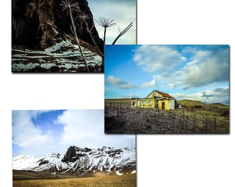 Iceland Landscape Post Card Pack