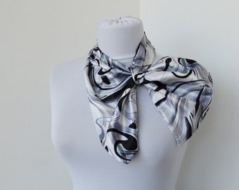 CLEARANCE SALE - Womans Fashion Bow Tie - Satin Necktie - Scarflette - Fashion Accessory  1009