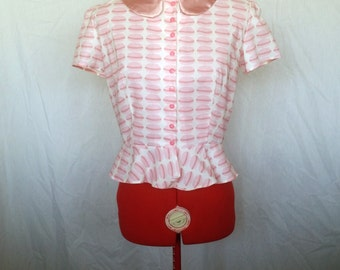Afternoon Tea Blouse (Made to Order)