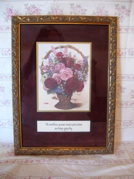 Rare glynda turley birthday or mother 39 s day verse quote for Glynda turley painting