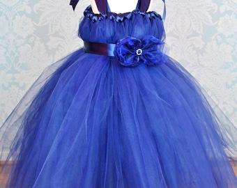 Flower Girl Tutu Dress,Long Tulle Dress For Girls,Tutu Dress,Bridesmaids Dress,Tulle Dress,Girl Dress,Wedding Dress,Children's Tulle Dress