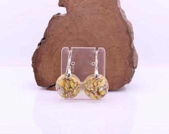 Brecciated Mookaite earrings Mook Jasper jewelry Dangle earrings Statement earrings Womens gift ideas Hippy jewelry, Earthy, Mothers Day