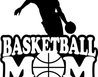 Basketball Shirt/ Boy Player Basketball Mom T Shirt/ Basketball Gift/ Many Colors